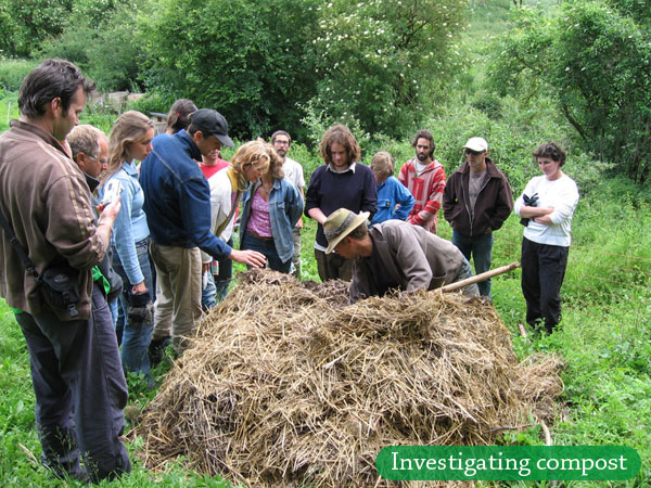 permaculture course compost